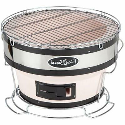 small yakatori charcoal grill great for cooking