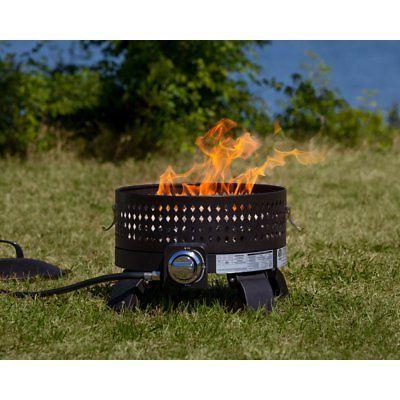 sporty campfire portable 19 diam fire pit