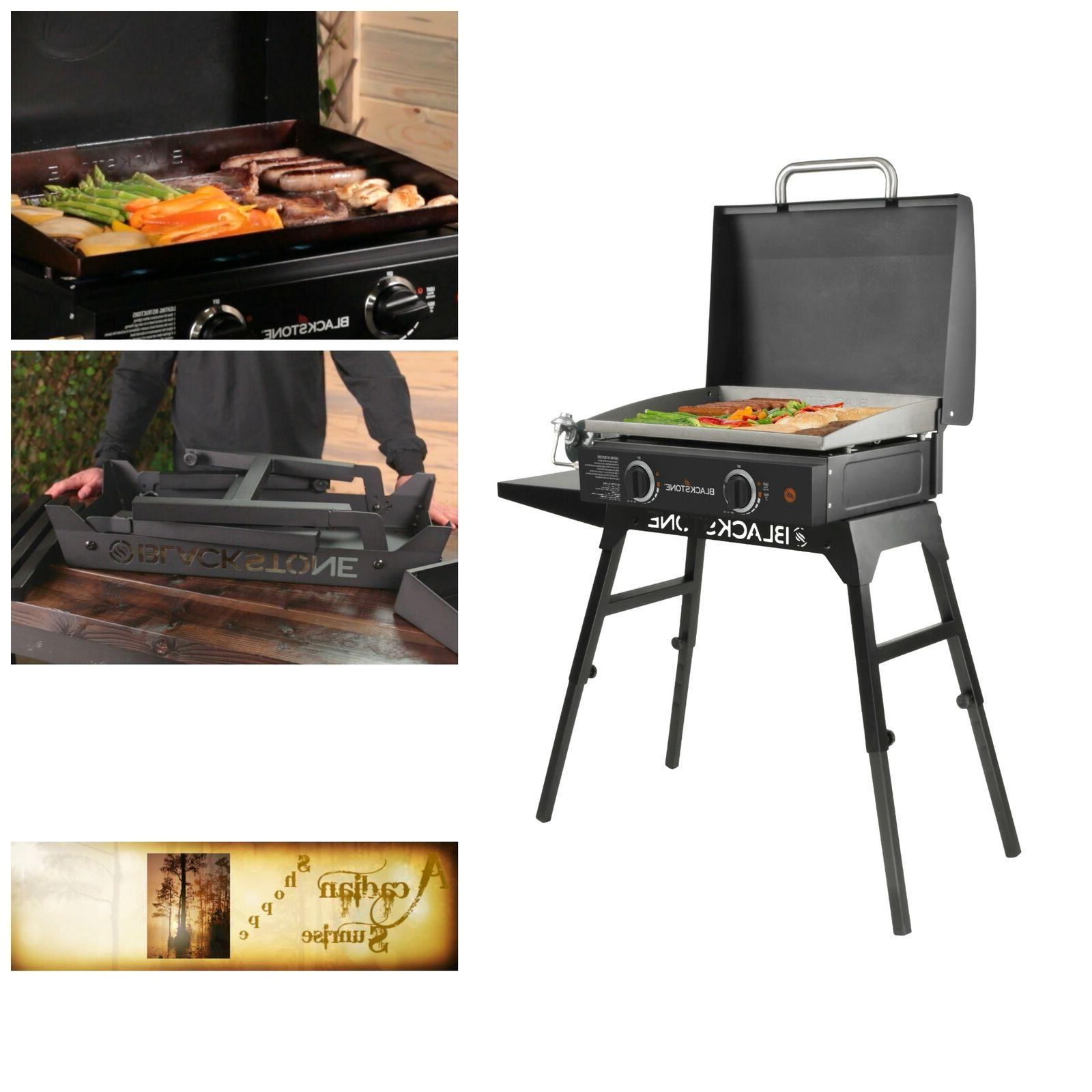 table top griddle grill 22 in portable