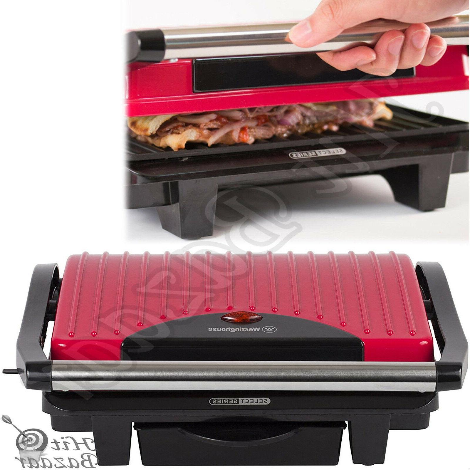 Westinghouse WIG1RA Select Series Red Indoor Grill - Amazon