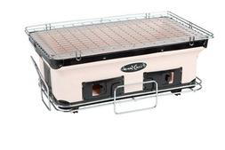 large yakatori charcoal grill outdoor heavy duty