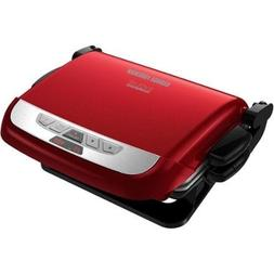 Modern George Foreman Evolve Grill with Removable Plates, Re