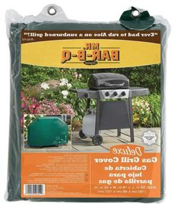 Mr. Bar-B-Q 07001YEF Deluxe Medium Grill Cover