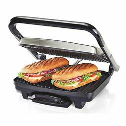 New Hamilton Beach Panini Press & Indoor Grill, 25410