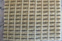 * NEW PRODUCT* FENDER  WHEAT, WHEAT SPARKLE WITH BLACK STRIP