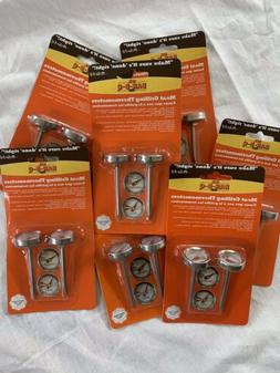 NIP Meat Grilling Thermometer Set of 2 Chicken & Beef Mr. BA