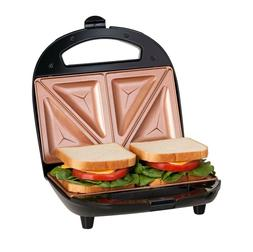Gotham Steel Nonstick Portable Sandwich Maker & Panini Grill