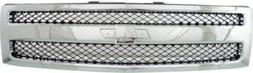 oe replacement chevrolet silverado pickup grille assembly