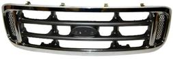 OE Replacement Ford Super Duty Grille Assembly