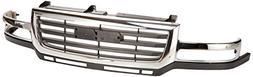 OE Replacement GMC Sierra Pickup Grille Assembly