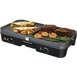 ** OFF 20%** Hamilton Beach 3-in-1 Grill/Griddle