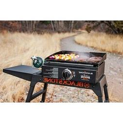 Outdoor Propane Gas Griddle Grill Tabletop Camping Picnic BB