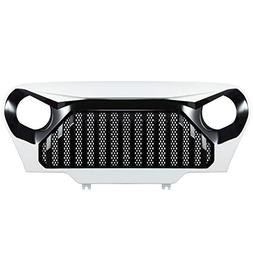 Yoursme Painted Gladiator Vader Front Grid Grille Cover Fit