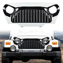 Danti Painted Gladiator Vader Front Grill Grid Grille Cover