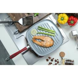 Momscook Passion 11'' Nonstick Grill Pan
