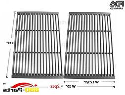 Hongso PCF662 Porcelain Cast Iron Cooking Grate Replacement