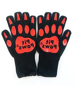 Charcoal Companion Pit Paws BBQ Gloves / Pair - CC5146