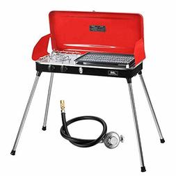 JIMI Portable Grill for Outdoor Grilling and Camping, Portab