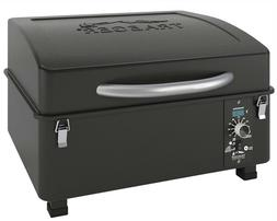 Portable Scout Pellet Grill and Smoker Steel with Digital Pr