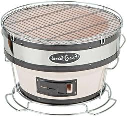 Portable Small Yakatori Charcoal BBQ Grill Japanese Cooking