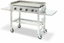 Outdoor Portable Grill Gas Stainless Steel BBQ Grill Garden