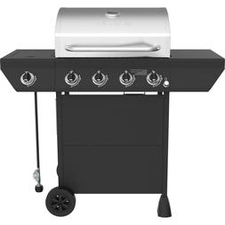 Propane Gas Grill Patio Stainless Steel BBQ Side Burner 4/5