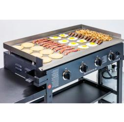 Propane Griddle Flat Top BBQ Grill Outdoor Cooking Barbecue