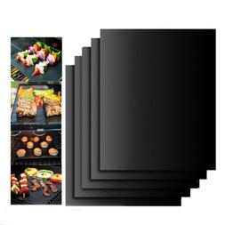 BBQ Grill Mat Barbecue Outdoor Baking Non-stick Pad Reusable
