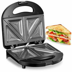 Sandwich Toaster Maker Grilled Cheese Panini Press Electric