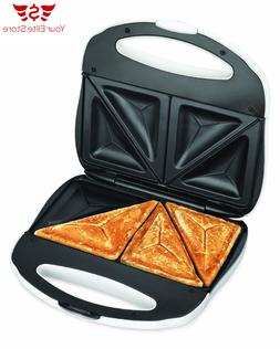 Sandwich Toaster Maker Grilled Kitchen Cheese Grill Hamilton