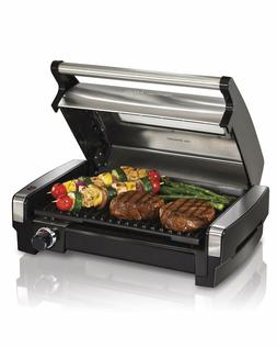 Hamilton Beach Searing Grill 25361 Kitchen Table Top Electri