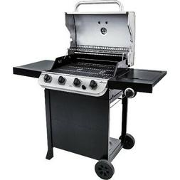Performance Series 4 Burner Black Stainless Gas Grill