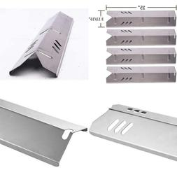 BBQ funland SH1591Stainless Steel Heat Plate for Gas Grill M