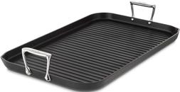 """Specialty Cookware 20"""" x 13"""" Non-Stick Grill Pan"""