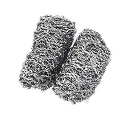 Charcoal Companion Stainless Grill Ware Scrubbers / Set 2 -