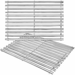 BBQ funland Stainless Steel Cooking Grid Replacement for Gri
