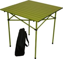 Table in a Bag TA2727G Tall Aluminum Portable Table with Car