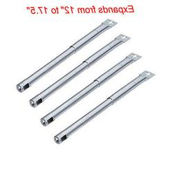 Universal Length Adjustable Gas Grill Stainlaess Burner 4220