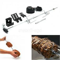 Onward Grill Pro Universal Heavy Duty Rotisserie Kit 60090