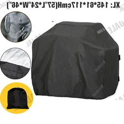 2019 NEW Heavy Duty Barbecue Grill Cover Weber BBQ Texas Gas