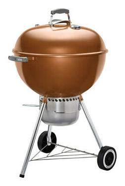 Weber  Original Premium  Charcoal  Copper  Kettle Grill  22