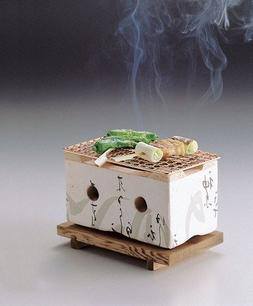 Yamako Yakitori Grill Set 21411-21412-08437 Made in Japan